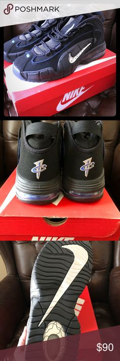 "new concept e36c1 867bf Nike Air Max Penny - "" 96 All-Star"" - size 11.5 Nike"