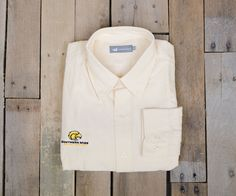 Classic Pintail Oxford Dress Shirt - Collegiate - Southern Miss
