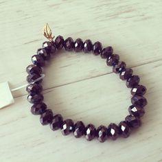 No.16 / Jewelry Bracelet Accessory Fashion Design DIY Handmade Crafts 팔찌 쥬얼리 연예인팔찌 핸드메이드 원석쥬얼리