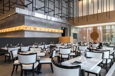 Miku Restaurant Main Dining Room