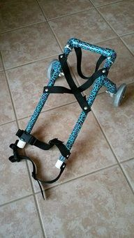 Build your own wheelchair
