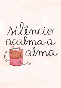 Silêncio acalma a alma-Silence soothes the soul More Than Words, Some Words, Words Quotes, Life Quotes, Sayings, Random Quotes, Affirmations, Little Buddha, Motivational Quotes