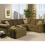 Coaster Furniture - Windwood Chenille Sectional - 612112   SPECIAL PRICE: $1,489.00