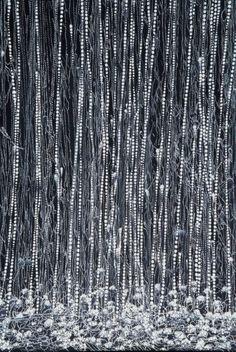 Coral Spawning (珊瑚の産卵) 360x180cm 2002