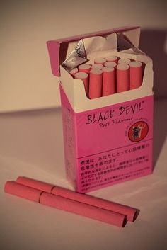 Cigarette aesthetic · smoking kills · ciggarets pink love, pretty in pink, black lungs, black cigarettes, cigarette girl Bad Girl Aesthetic, Aesthetic Grunge, Pink Aesthetic, Devil Aesthetic, Wallpeper Tumblr, Pretty In Pink, Rauch Fotografie, Pink Cigarettes, Malboro