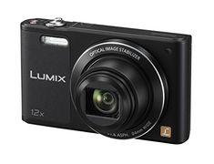 Panasonic DMC-SZ10EG-K Lumix Digitalkamera (6,4 cm (2,7 Zoll) LCD-Display, MOS-Sensor, 16,1 Megapixel, 12-fach opt. Zoom, WiFi, 80MB interne Speicher, USB) schwarz - http://kameras-kaufen.de/panasonic/schwarz-panasonic-dmc-sz10eg-w-lumix-7-5-cm-3-zoll-16