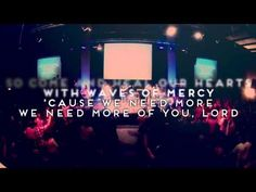 We Need More - Official Lyric Video - Live Vineyard Worship [taken from ...