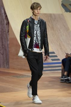 Coach Spring 2016 Menswear - Collection - Gallery - Style.com