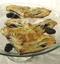 Fast AND Easy puff pastry???? Didn't know there was such a thing. I'm going to give it a try. Sure looks good.
