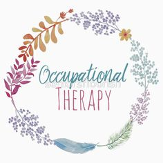 Occupational Therapy Wreath