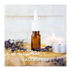 Bei nur leichten Beschwerden hilft oft auch die #natürlicheHausapotheke. Unser DIY-Nasenspray mit Meersalz ist gut verträglich und ein… Soap, Personal Care, Candles, Bottle, Instagram, Sea Salt, Remedies, First Aid, Self Care