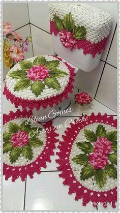 Crochet Pentagon - Bolsa Saco em crochê para o verão