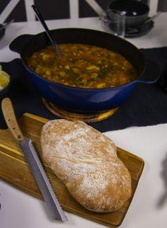 Nybakat bröd på 1 timme- Veganbröd - ZEINAS KITCHEN