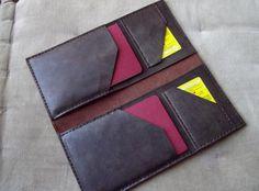 2 Passport wallet