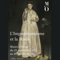 L'impressionisme et la mode @muséedorsay