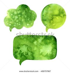 Hand drawn speech bubbles stains for organic product, ecology, nature design. Vector green watercolor rectangles, shapes, bio, eco labels on white background. #natakuprovadesign #shutterstock #creativity #pattern #wallpaper #print #abstract  #decoration  #shopping #sale #print #summer #nature #eco #organic #bio #product #vegan #food #natural #farming #vegeterian #label #brush #background #handdrawn  #design