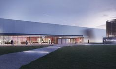 Gallery of Nex Architecture Unveils Design for New Royal Air Force Museum in London - 2