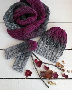 Mütze – Awesome Knitting Ideas and Newest Knitting Models Crochet Stitches, Knit Crochet, Crochet Hats, Loom Knitting, Baby Knitting, Knitting Projects, Crochet Projects, Knitting Patterns, Crochet Patterns