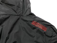 Motyw kibicowski na kurtce 'Madman NO.2' ---> Streetwear shop: odzież uliczna, kibicowska i patriotyczna / Przepnij Pina!