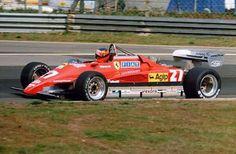 Ferrari F1 Belgian Grand Prix, Gilles Villeneuve, Ferrari F1, Formula One, Maserati, Super Cars, Racing, Icon Cars, Alfa Romeo