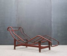 mid century le corbusier french industrial chaise lounge calm chaise lounge chairs
