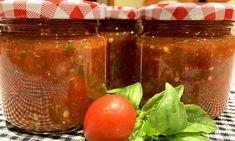 Preserves, Food Inspiration, Salsa, Vegan, Fresh, Vegetables, Healthy, Preserve, Preserving Food