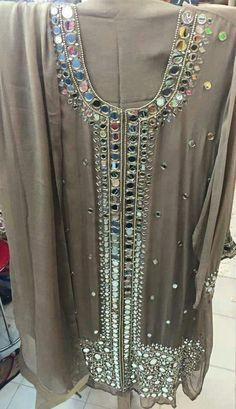 Mirror Work Blouse, Cloths, Dresses, Drop Cloths, Vestidos, Dress, Fabrics, Clothes, Gown