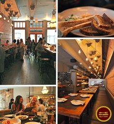 The Wildebeest restaurant #Gastown #Vancouver