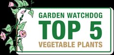 We're a Garden Watchdog Top 5 company for 2012