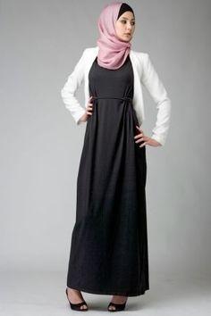 women hijab fashion ideas for office wear (10)