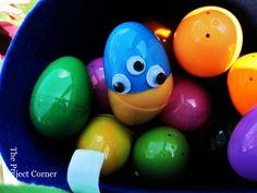 Easter Egg Googly Eye