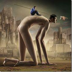 Arte surreal de Igor Morski