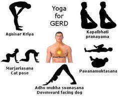 Pin On Yoga For Gerd