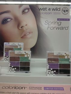 Wet n Wild Spring Forward Color Icon Eyeshadow Palettes Collection