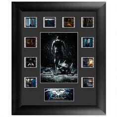 The Dark Knight Rises Film Cel Mini Montage