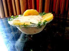Sav's Kitchen: Pineapple Raita