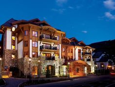 The Sebastian - Vail (16 Vail Road) Located in the ski village of Vail, Colorado, this luxury hotel offers ski-in/ski-out access to Vail Mountain Gondola One. It features on-site dining, a modern library, and free Wi-Fi. #bestworldhotels #hotel #hotels #travel #us #colorado
