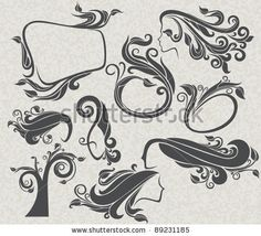 See A Rich Collection Of Stock Images Vectors Or Photos For Beauty Salon You Can Buy On Shutterstock
