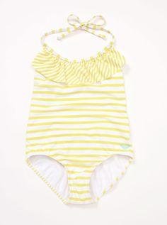 Toddler Ruffle One Piece Swimsuit - Roxy