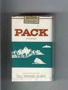 Sigarette anni 80