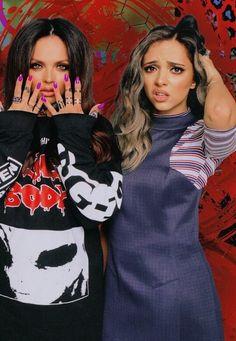 Little Mix Get Weird Tour Programme Little Mix Outfits, Little Mix Girls, Cute Outfits, Jesy Nelson, Little Mix Fifth Harmony, Divas, My Girl, Cool Girl, Jade Amelia Thirlwall