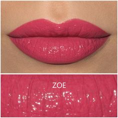 Lise Watier Rouge Intense Suprême Lipstick in Zoe, review and swatch