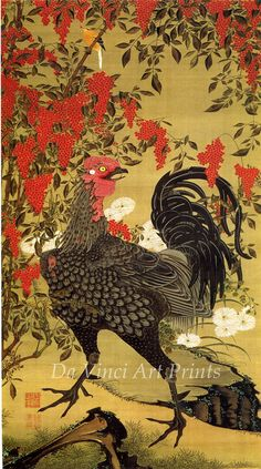 """Black Rooster 