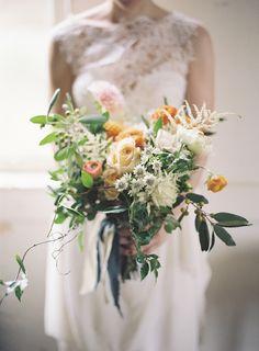 Photography: Em The Gem - emthegem.com  Read More: http://www.stylemepretty.com/2015/03/31/whimsical-marin-headlands-center-for-the-arts-wedding/