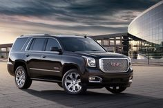 With General Motors revealing all the details on the new 2015 Chevrolet Tahoe, 2015 Chevrolet Suburban, and 2015 GMC Yukon and Yukon XL, we wanted to see how the revamped full-size SUVs stack up against the competition. Chevrolet Tahoe, 2015 Chevy Tahoe, Chevrolet Suburban, 2015 Tahoe, Acadia Denali, Denali Yukon, Gmc Denali, Gmc Trucks, Pickup Trucks