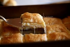 Cheese Borek Recipe.Everyone loves thischeese borek.Very filling full of calories,but at the same time incredibly delicious. I don't make this cheese borek