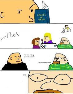 funny breaking bad comic (by reddit user shagrathspawn)