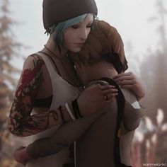 "Pricefield (Life is Strange) - ""Don't look so sad, I'm never leaving you."""