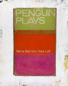 Harland Miller | Wherever You Are Whatever You're Doing This One's For You