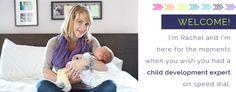 Baby Wellness and development new mom tips
